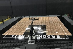 Brooklyn Nets Court Build