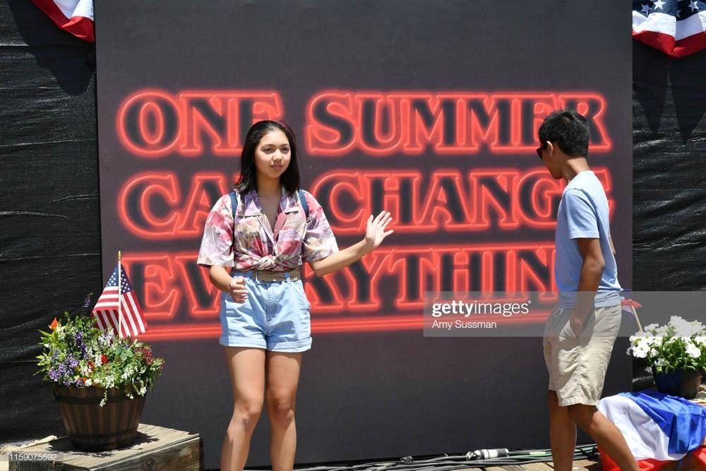 SANTA MONICA, CALIFORNIA - JUNE 29: > at Santa Monica Pier on June 29, 2019 in Santa Monica, California. (Photo by Amy Sussman/Getty Images)