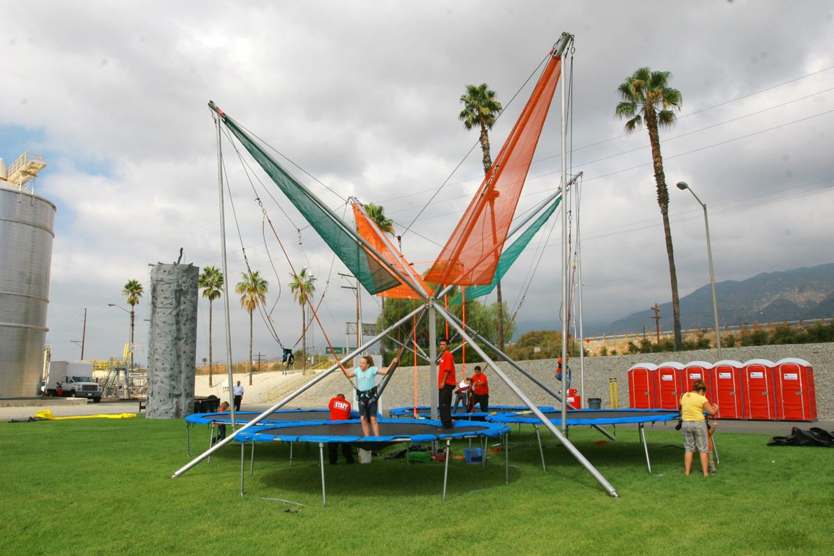 Euro Bungee 171 Los Angeles Partyworks Inc Equipment
