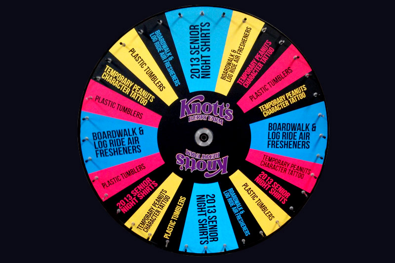 Money Wheel Prize Wheel 171 Los Angeles Partyworks Inc