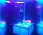 led-dance-podium