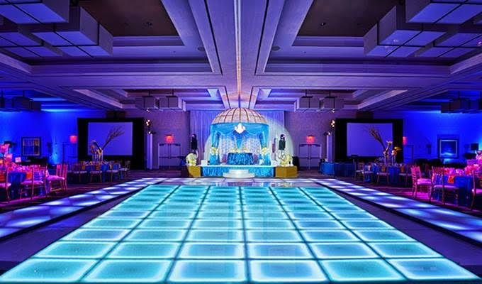 LED Dance Floor Rental « Los Angeles PartyWorks, Inc