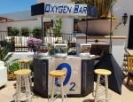 oxygen bar rental