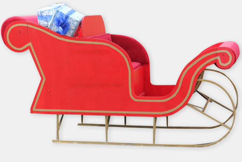 Santa's Sleigh « Los Angeles PartyWorks, Inc. | Equipment ...