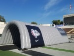 large tunnel inflatable rental