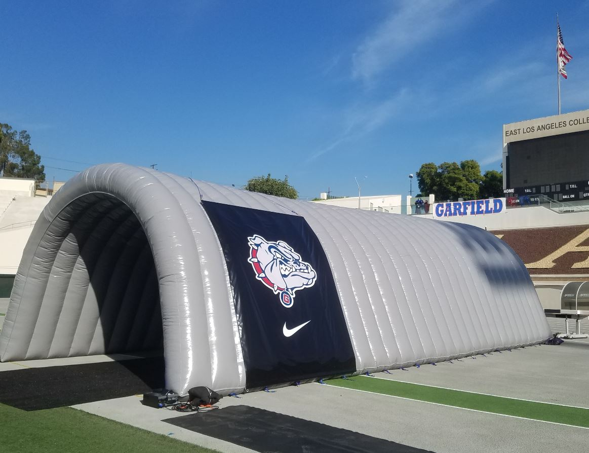 Inflatable Entrance Tunnel 171 Los Angeles Partyworks Inc