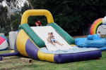 mini water slide