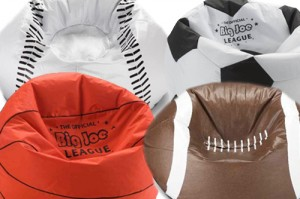 Sport Bean Bags 171 Los Angeles Partyworks Inc Equipment