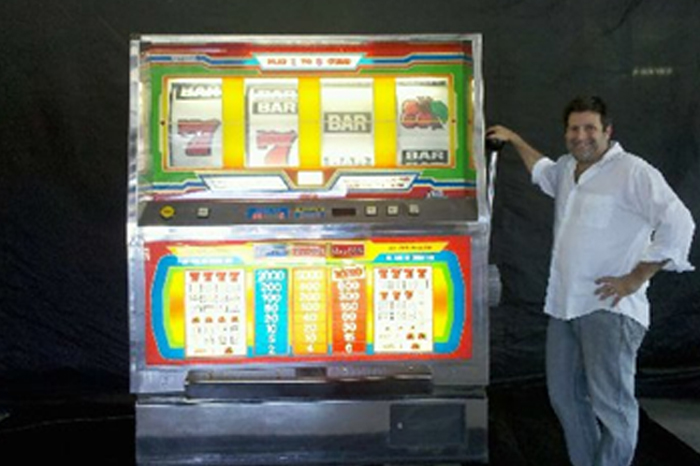 giant slot machine