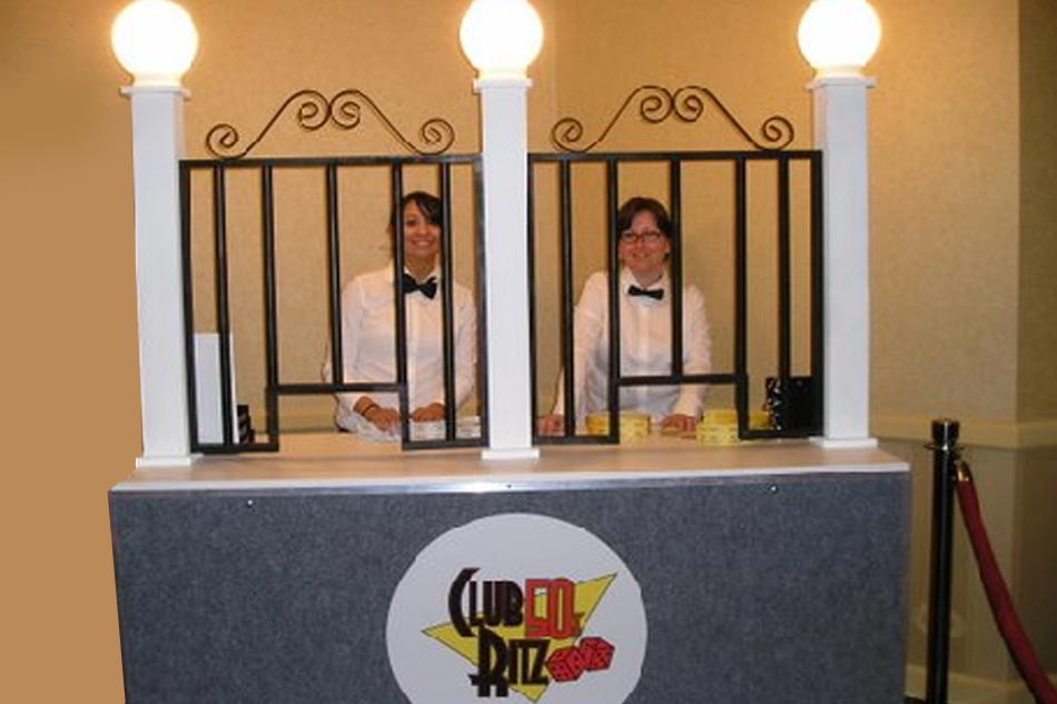 cashiers cage  deluxe   u00ab los angeles partyworks  inc