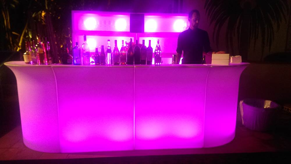 Led Bars Amp Led Bar Stools 171 Los Angeles Partyworks Inc