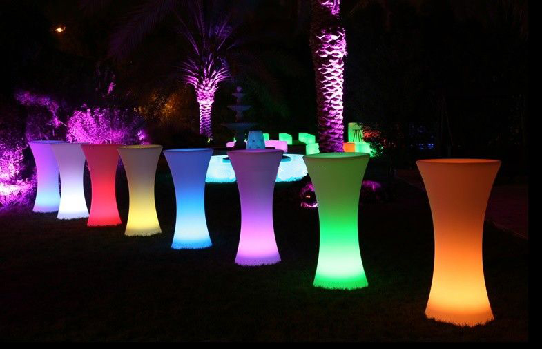 led cocktail tables  2