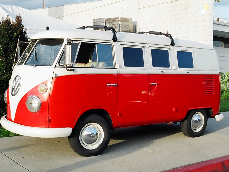 VW Bus ( 3 colors ) « Los Angeles PartyWorks, Inc. | Equipment Rental, Interactive Games, Casino ...