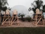lifeguard chair rental