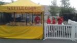 Kettle Corn Booth Rental