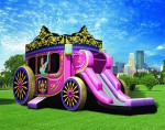 princess-carriage-inflatable