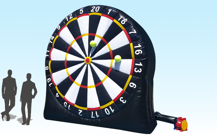 Dart Game Inflatable Los Angeles Partyworks Inc Equipment
