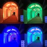 led-entrance-tunnel
