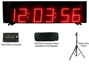 race clock timer rental