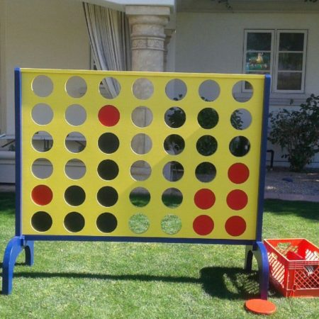 Giant Four ( similar to Connect 4 )