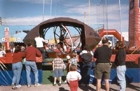 Football Gyroscope