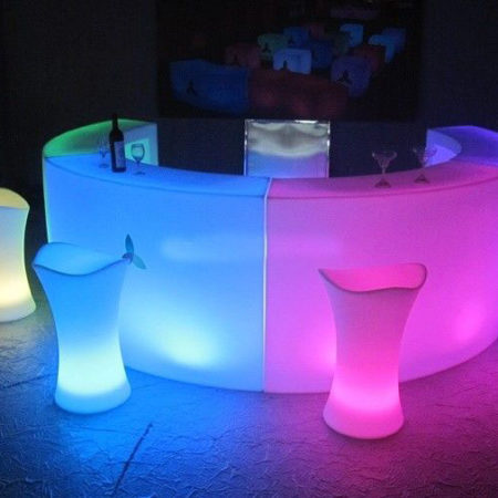 LED Bars & LED Bar Stools