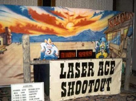 Laser Quick Draw