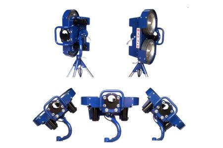 Pitching Machine Double Wheel