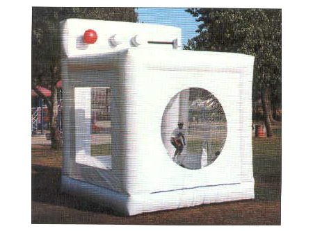 Washing Machine Bounce