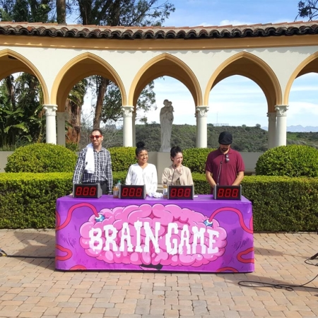 Brain Game Trivia Game Show
