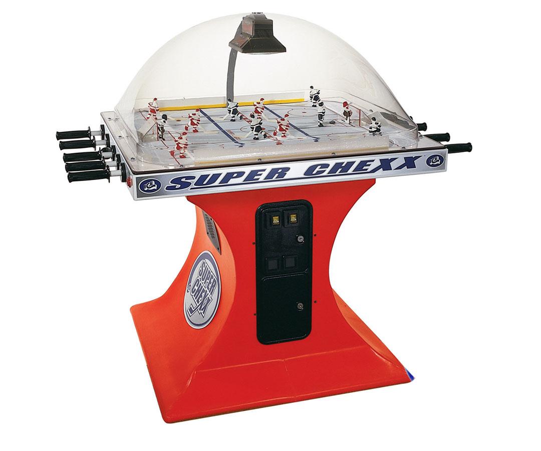 Bubble Hockey game