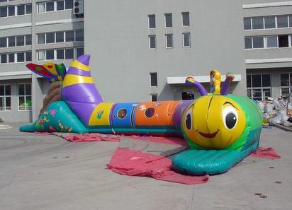 Caterpillar Inflatable