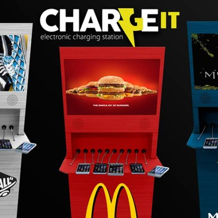 Charge It! Electronic Charging Station