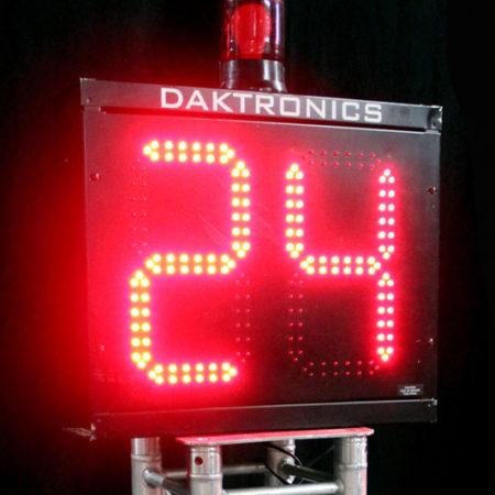 Daktronic Shot Clock