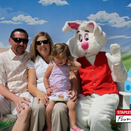 Easter Photo Backdrop