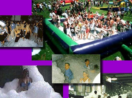 Foam Party Pit