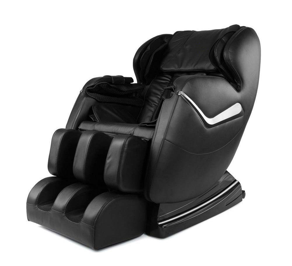 Fully Body Massage Chair Zero Gravity ( Black ) Rental