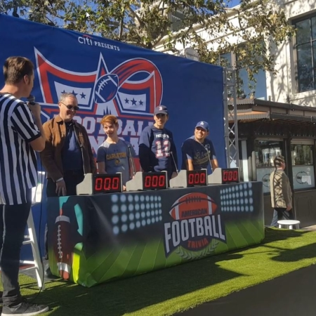 Football Gameshow Trivia