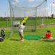 Golf Cage Driving Range
