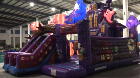 Haunted House Inflatable