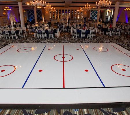 Hockey Dance Floor