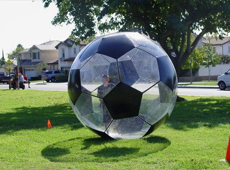 Human Soccer