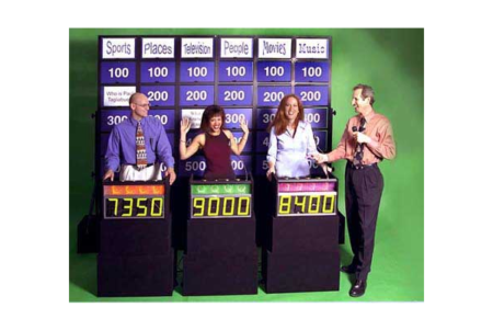 Jeopardy Game Show