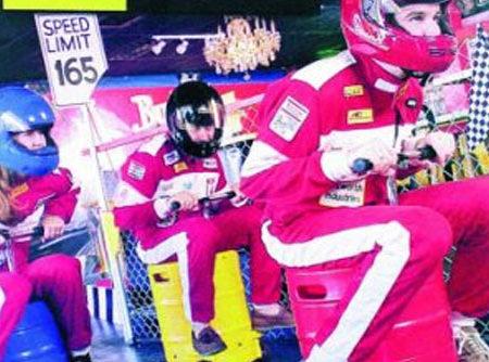 Keg Racer