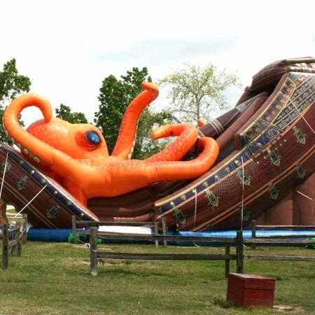 Kraken Inflatable