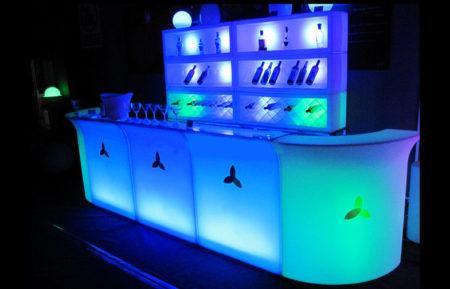 LED Night Club Bar