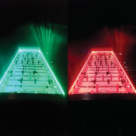 LED Foosball Table