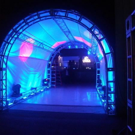 LED Tunnels
