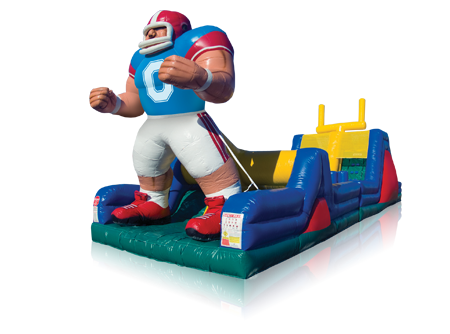 Lineman Obstacle / Football Frenzy