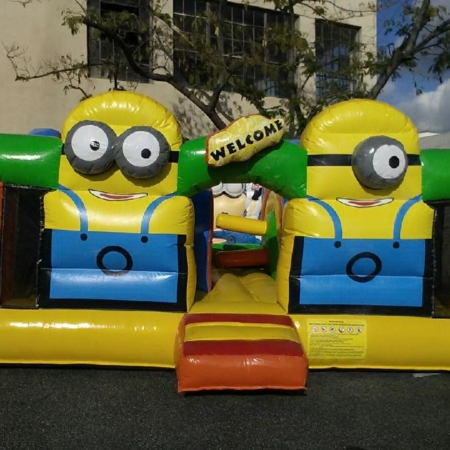 Minion Inflatable